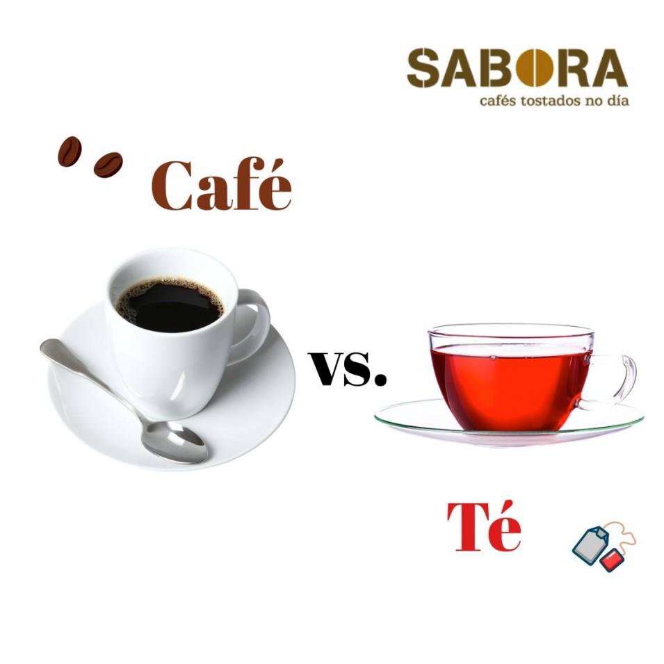 Café fronte a Té