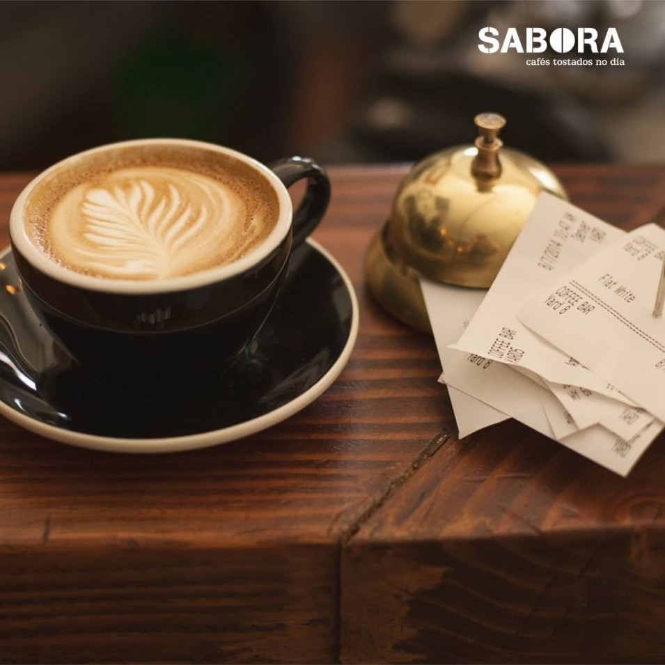 Café descafeinado con leche