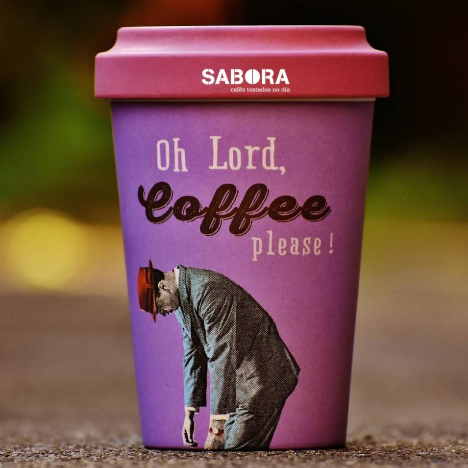 ¡Oh señor, café por favor!