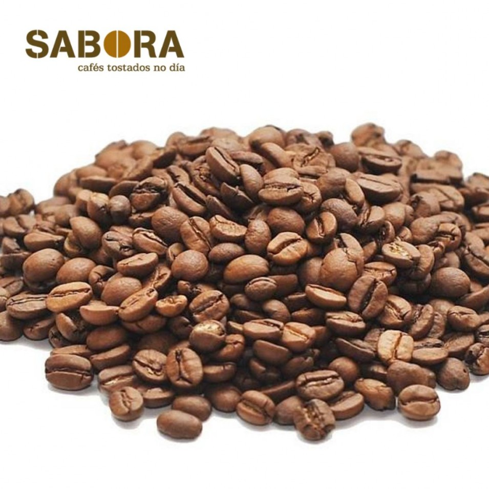 Grans de cafés Arábicas