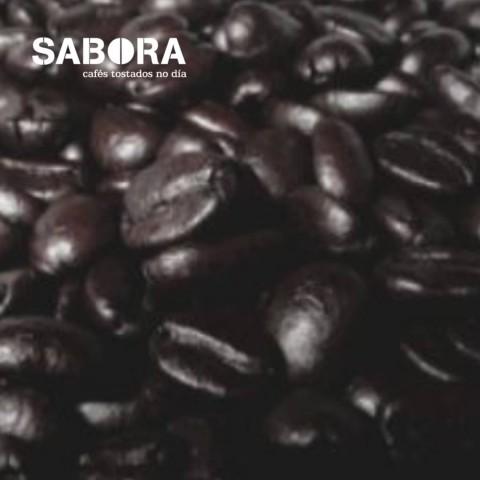 Granos de café Torrefacto
